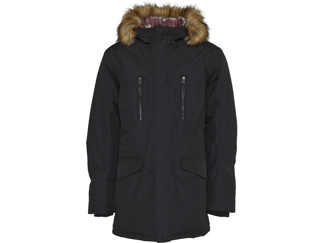 North Bend Town Parka Homme, black